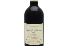 Vin rouge Côtes de Bergerac 2008 - élevé en fûts de chêne