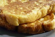 galopin ou pain perdu brioché