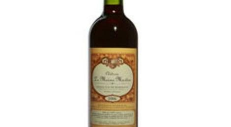 Château Le Maine Martin sélection Vieilles Vignes
