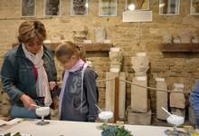 Dégustation des Anis au Musée Lapidaire de la Crypte