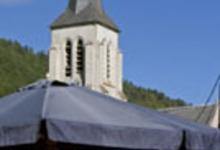 Marché de Bordères Louron