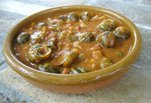 Caracoles (Escargots basques)