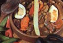 """Menestra"" de Légumes et de Viande"