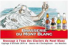 Brasserie Distillerie du Mont Blanc