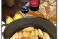 Le filet mignon de porc aux poires