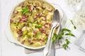 Gratin de gnocchis aux pommes de terre et Gruyère AOC