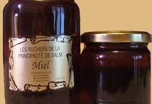miel de sapin des Vosges