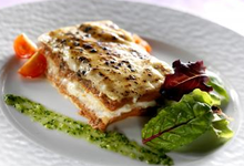 Lasagnes aux cuisses de canard confites