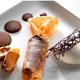 Bonbons de Foie Gras au chocolat noir 70%