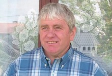 Laurent Rivet, apiculteur