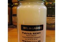 Patrick Remy, apiculteur