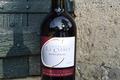 Bergerac rouge 2003 Optima - Château le Cléret