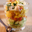 LEGENDE BORDEAUX BLANC  Et sa salade de mangue au crabe