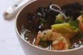 LEGENDE BORDEAUX BLANC  Et sa soupe de crevettes à la citronnelle