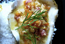 SAGA BORDEAUX BLANC  Et ses huîtres chaudes
