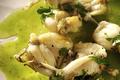 LOS VASCOS CHARDONNAY BLANC  Et cuisses de grenouilles, ail, persil et jus de citron