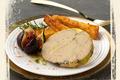 Foie Gras, figue au miel et pain perdu au piment d'Espelette