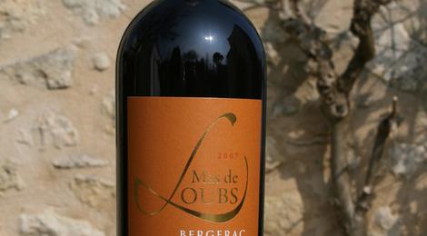 Bergerac Rouge 2007 Mas de Loubs