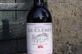 Château Le Cléret Bergerac Rouge 2004