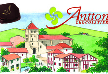 Antton Maitre chocolatier