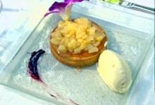 Crème Glacée à la Vanille de Tahiti