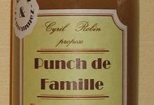 Punchs de Famille : banane, ananas, citron
