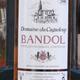 Bandol rosé, Domaine de Cagueloup