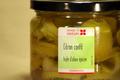 Citron confit huile d'olive épicée bio
