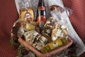 Corbeille cadeau pains d'épices fortwenger Alsace