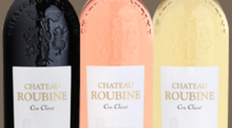 Blanc 2008 - cuvée Prestige, château Roubine