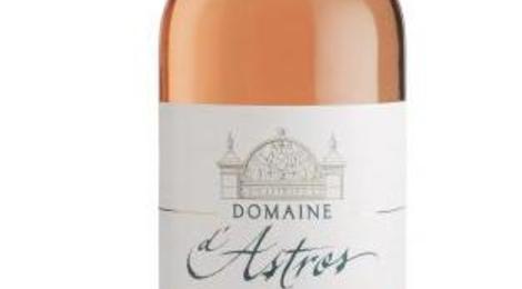 Cuvée Tradition Rosé 2010, vdp des Maures, domaine d'Astros