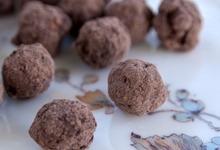 Kokines au chocolat noir