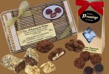 Chocolats fabriqués au Domaine de Béquignol
