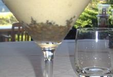Ecume de lentilles blondes de Saint-Flour