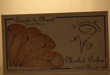 Michel Pichon, cornet de Murat