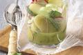 Salade acidulée de Pompadour Label Rouge