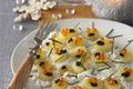 Pompadour Label Rouge à la crème d'huîtres