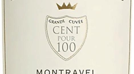 Château Moulin Caresse - Cent Pour 100 Blanc