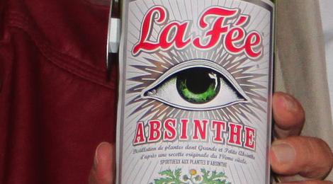 Absinthe LA FEE Parisienne 68%