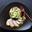 Émincé de Poulet Fermier d'Auvergne Label Rouge et tian de légumes