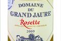 Domaine du Grand Jaure - Rosette