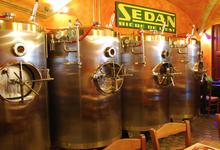 Brasserie Artisanale du Château Fort, bière la Sedane