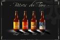 Brasserie des coteaux fabrique de bières artisanales