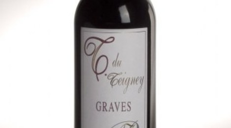 T DU TEIGNEY Graves Rouge 2006