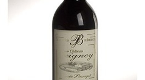 CHATEAU TEIGNEY Graves Rouge 2006