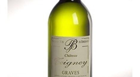 CHATEAU TEIGNEY Graves Blanc Sec