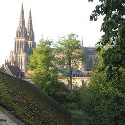 la cathédrale de Sées