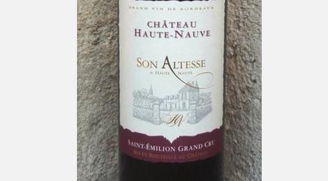 Son Altesse de Haute-Nauve 2009