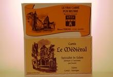 boîte de carrés de Salers
