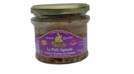 Petit Agenais aux Pruneaux (bocal 180g)